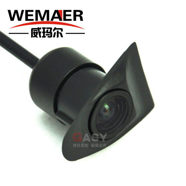 CCD Car Front View vehicle Logo Camera for Toyota series Toyota Prado Highlander Land Cruiser installed on the car logo
