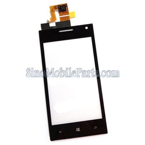 Touch Screen For Huawei W1-U00 Ascend W1 Digitizer Top Panel Repair Parts