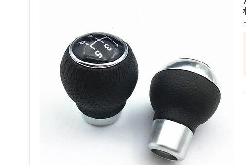 6 speed manual black universal  car gear shift knob shifter knobs   car-styling car -cover  transmission shifter car cover