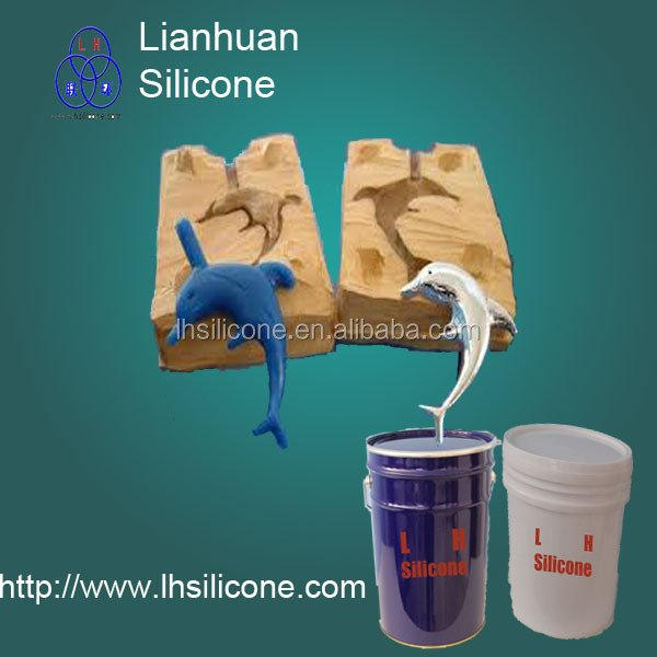 RTV-2 Liquid Silicone Rubber for Casting Resin,silicone rubber for molds