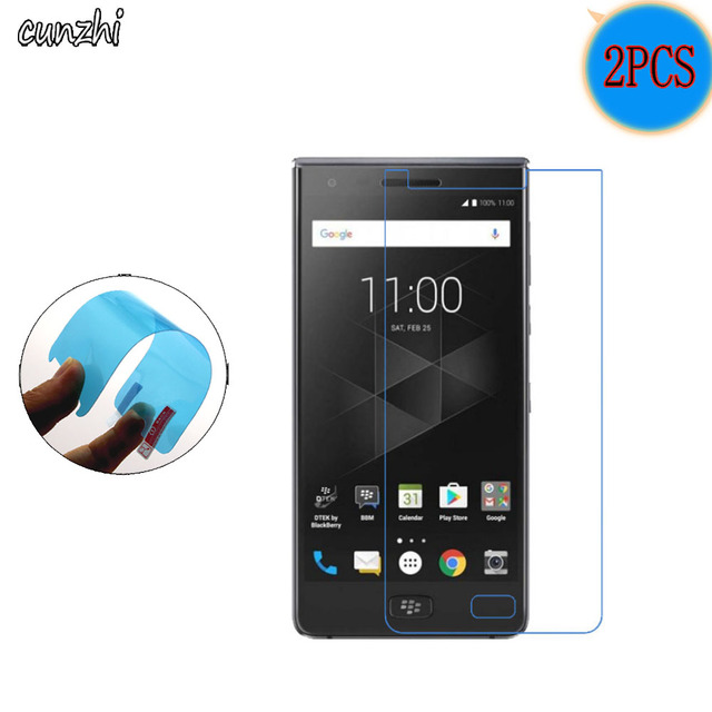 Soft Ultra Clear Nano-coated Tempered Explosion proof Screen Protector Film For BlackBerry Motion