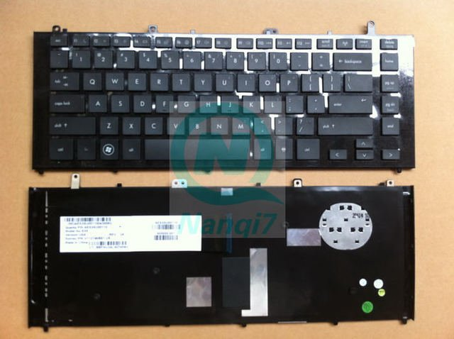 New Original Keyboard For HP ProBook  4420s 4421s 4425s 4426s With Frame