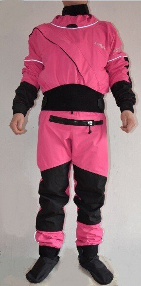 customised dry suit,dry tops for whitewater,kayak,sailing,fishing with latex neck and wrist gasket cordura waterproof socks