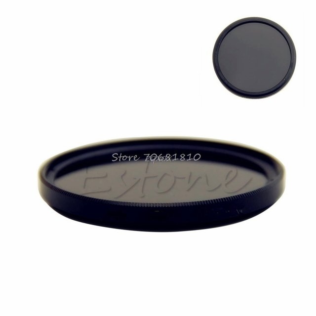 52mm Infrared Infra-red IR Pass X-Ray Lens Filter 720nm 720 Optical Glass