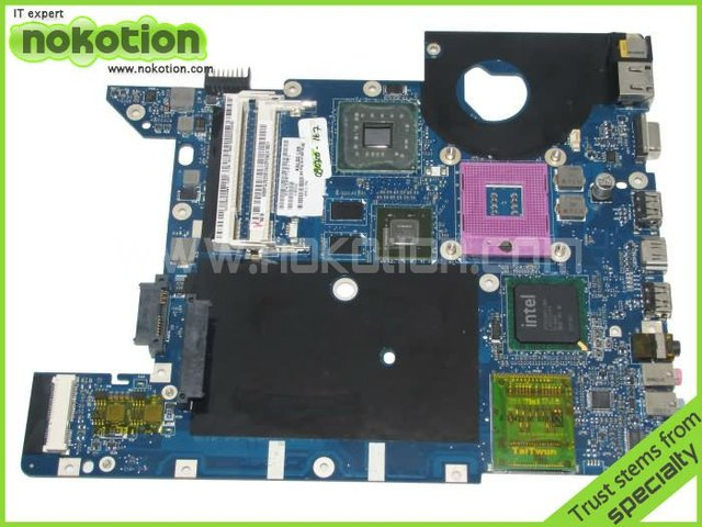 laptop motherboard for ACER ASPIRE 4736G series LA-4495P PM45 GMA 4500MHD NVIDIA GeForce G 105M DDR2
