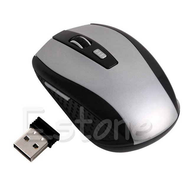 ANENG 2.4Ghz Wireless Mouse Portable Optical Gaming Mouse Gamer Mice For PC Laptop Computer Pro Gamer Minimum Price