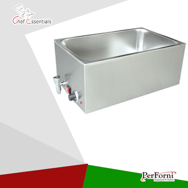 CHEF PROSENTIALS PKLH-165AT Electric food warmer stainless steel soup bain marie buffet machine