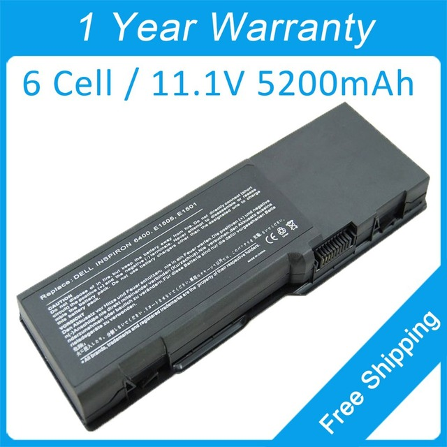 5200mah laptop battery for dell Latitude 131L GD761 KD476 PD942 PD945 PD946 PR002 RD850 RD855 312-0466 312-0467 312-0599