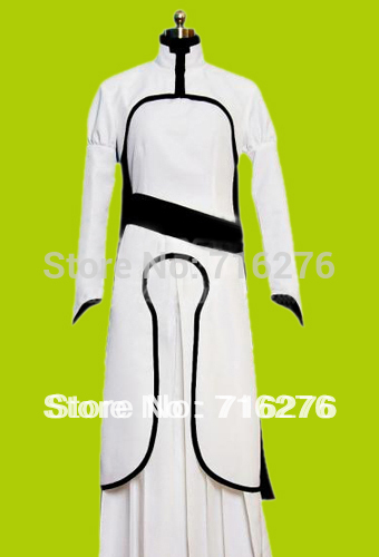 Anime Bleach Cosplay - Bleach Orihime Inoue Arrancar Women's cosplay costumes for Halloween/Cosplay parties Free shipping