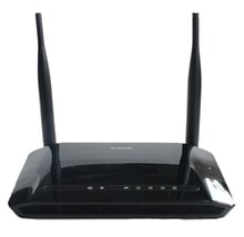 [English firmware] D-LINK 300Mbps Wi-Fi router DIR-612B with double antennas 4 LAN ports  free shipping