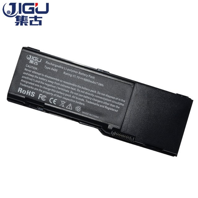 JIGU Laptop Battery XU937 UD267 UD265 GD761 JN149 KD476 PD942 For Dell For Inspiron 1501 6400 E1505 For Latitude 131L