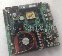 Industrial equipment board SUNTON  AW-791C REV.A3 AW-A791 REV.A4 with cpu and memory