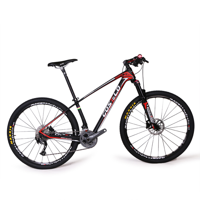 2015 New costelo solo 27.5 29er complete MTB bike mountain bike M980 groupset complete carbon MTB bicycle mavic wheels