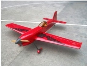 New 74.8in Turbo Raven Carbon Fiber Version 30-35cc RC Model Gas Airplane/Petrol Airplane ARF