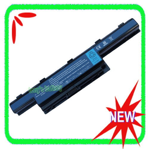 6 Cell Battery For ACER Aspire 4551G 4771 5551 5552G 4771G 4771Z 5741 4741 31CR19 AS10D31 AS10D41
