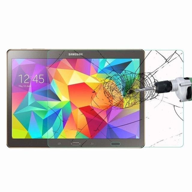 Screen Tempered Glass Protector For Samsung Galaxy Tab S 8.4 10.5 inch T700 T705 T705C T800 T805 Tab S2 9.7 Tablet Screen Glass