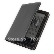 High quality PU leather cover for Sony PRS-650 e-book reader case,black,Wholesales