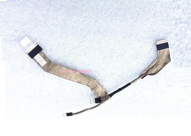 WZSM Wholesale New LCD Flex Video Cable for Toshiba Satellite M800 M800D M801 U400 U405 U405D laptop cable P/N DD0BU2LC000