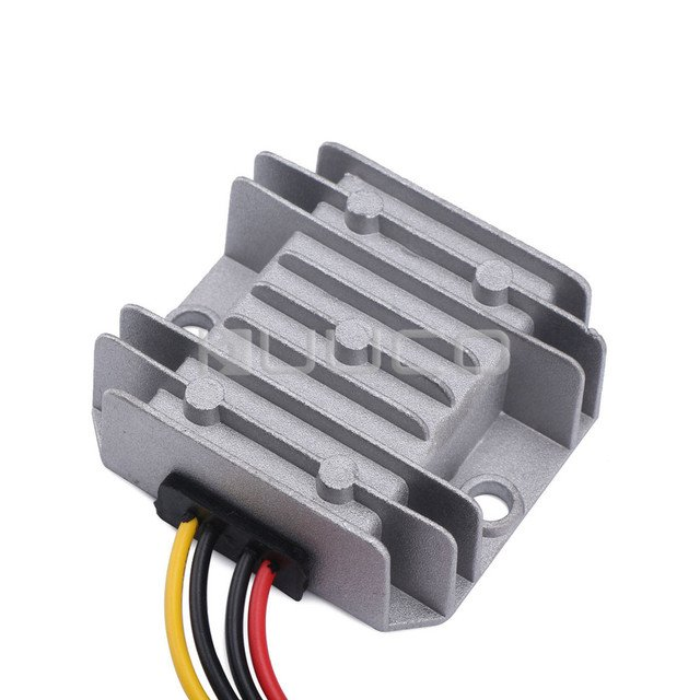 5 PCS/LOT Power Adapter DC 12/24V (9V~32V) to 5V 10A 50W Buck Voltage Regulator/Power Adapter for Car/Large trucks/Taxi/Bus etc