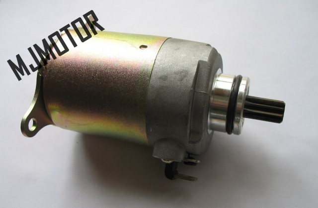 Starting Motor Electric Starter 150cc 125cc 4 Stroke GY6 For Chinese GY6 Scooter Motorcycles ATV Honda Kymco QJ Keeway part
