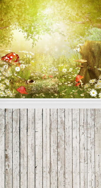 HUAYI Background Cartoon Backdrop Art Fabric Newborn Backdrop Children Photography Prop Photo Background D-085