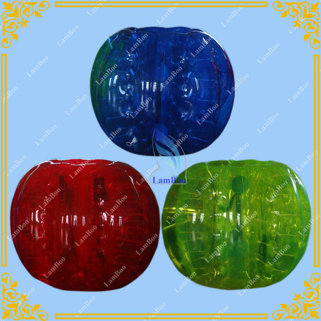 Wholesale Colorful Inflatable Bumper ball,Funny Body Zorb ball