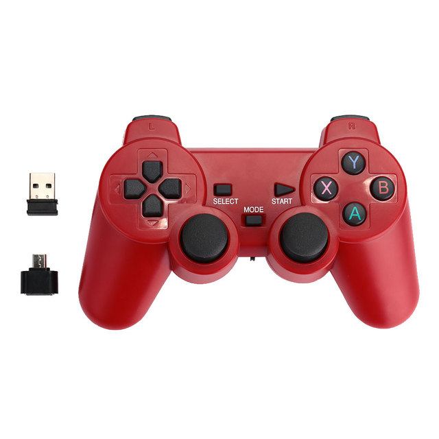 Wireless Gamepad Wireless Game Controller for Phone Game Palying Joy-Con High Performance for PS3