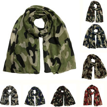 New Style Women Female Scarf Scarves Fashion Camouflage Shawl Pashmina Stole Autumn Winter Scarf Scarves For Women Wolovey#20