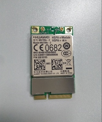 JINYUSHI for MU709s-2   3G 100% NEW&Original Genuine Distributor Mini PCIe EDGE HSDPA/HSPA+  Module Free Shipping