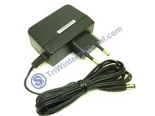 Original DVE DSA-15P-12 EU 120120, 12V 1A 5.5x2.1mm EU Wall Plug AC Power Adapter Charger - 02607E