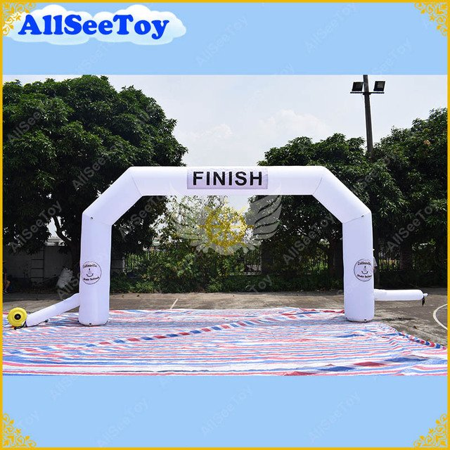 Free Shipping 8meters/26ft Span Inflatable Archway  Event Arch Entrance, Finish Line for Sports Events, Race Arch