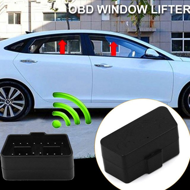 Auto Window Closer Car Accessory Closing Module System Door Durable Vehicle Glass Remote Controller Automatic OBD No Error