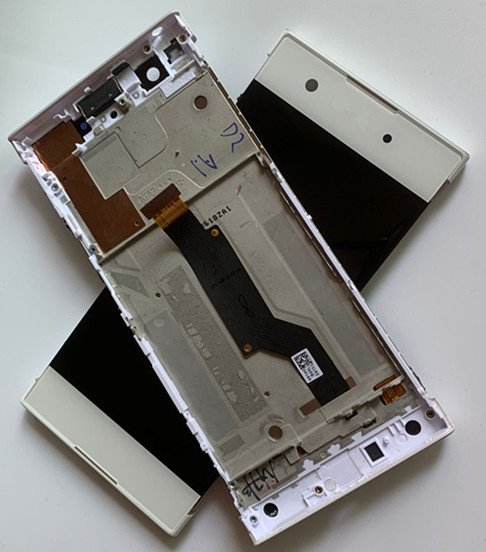 """5.0"""" Display For SONY Xperia XA1 LCD Touch Screen with Frame LCD for SONY XPERIA XA1 Display G3112 G3116 G3121 G3125 G3123"""