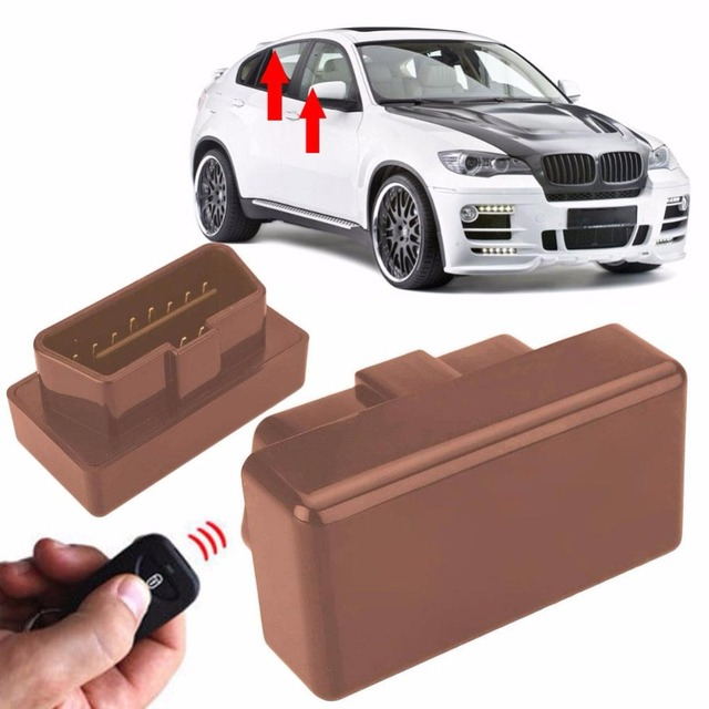 Vehemo Car Window Glasses Closer For Chevrolet Cruze Auto Window Glass Opening/Closing Module System Device OBD