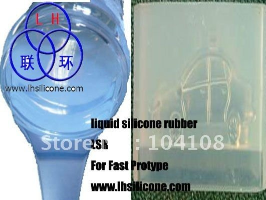 Transparent Injection Moulding Liquid Silicone Rubber