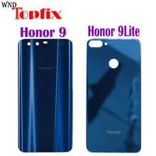 "original Huawei honor 9 Back Battery Cover Door Rear Glass Housing Case 5.15"" Huawei honor 9 Lite Battery Cover honor 9 housing"