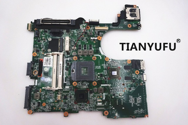 Free shipping 646963-001 646963-501 HM65 DDR3 8560P motherboard For HP 6560B  8560P Laptop Motherboard tested 100% work