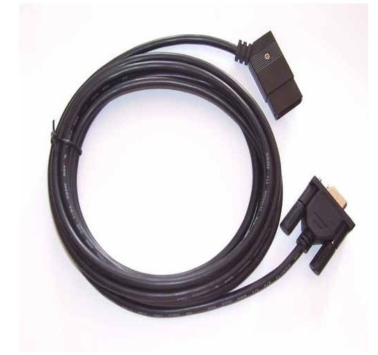High Quality PC-LOGO+ Optical Isolated PLC Programming Cable for Siemens LOGO! PC-CABLE RS232 6ED1 057-1AA01-0BA0