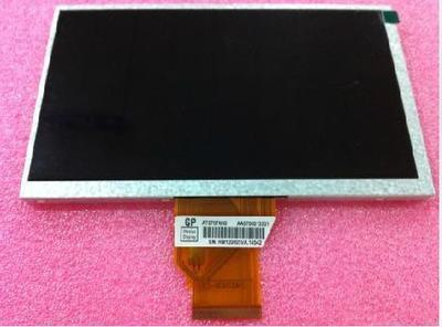 Innolux 7 inch AT070TN92 AT070TN90 short cable flat screen LCD screen