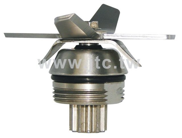 Cutting unit for blenders, Model: #J1411, 2 in 1 Stainless stell Blades, FOOD DEGREE