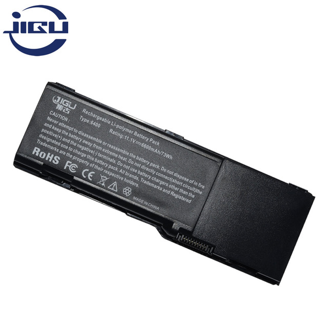 JIGU Laptop Battery For Dell Inspiron 1501 6400 E1505 Latitude 131L Vostro 1000 XU937 UD267 UD265 GD761 JN149 KD476 PD942