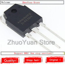 10 шт./лот 40N60NPFD TO-3P 40N60 600V 40A IGBT SGT40N60NPFDPN TO3P