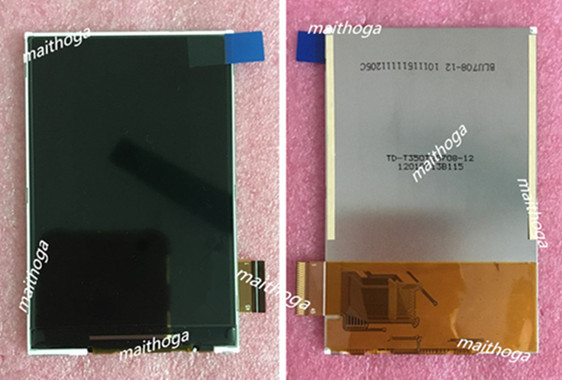 3.5 inch 45P TFT LCD RGB Screen ILI9481 Drive IC 320(RGB)*480 MCU 8/9/16/18Bit Interface