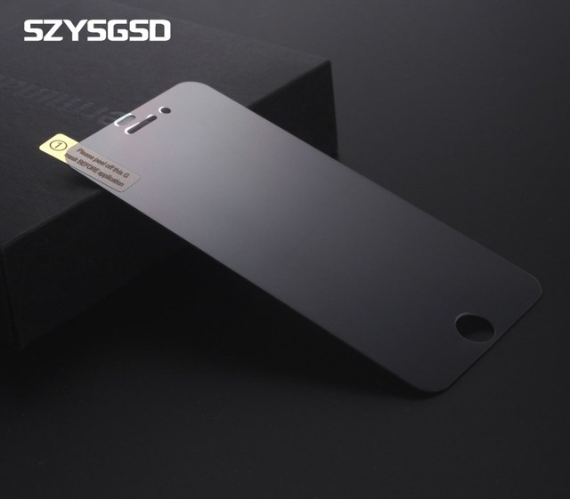 SZYSGSD Privacy Anti-Spy Screen Protector For iPhone 7 6 6s plus 5 5s se Tempered Glass for iPhone 6 6s 7 Glass Protective Cover