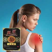 2019 Joint Pain Relief Cordyceps Plaster Leg numb Creams shoulder Pain Relief Patch Arthritis Cervical Lumbar muscle strain Past