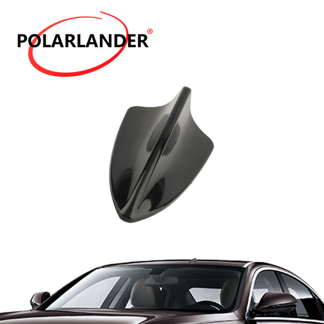 Roof Paste Waterproof Car Radio with Light Shark Fin Aerial Antenna For BMW M3 M5 M6 E39 E46 Anti-Static
