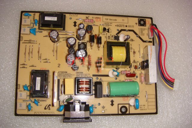 Power Board Unit For Samsung 943NW ILPI-088 491451400100R