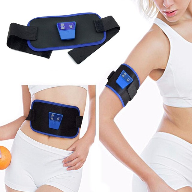 electric Body Slimming Massager belt slimming Pain Relief AB Gymnic Muscle Arm leg Waist Massage Belt Health Care relaxation