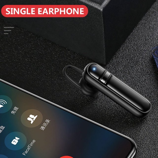 Mini Bluetooth Earphone Outdoor HD Voice Bluetooth Earbuds Sports Portable Wireless Bluetooth Headset Mobile Phone