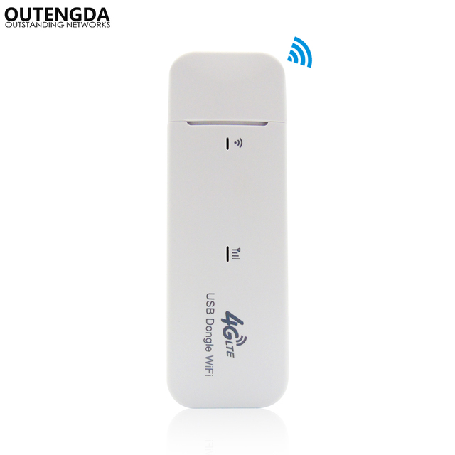 Unlocked Pocket Router 4G LTE Mobile USB WiFi Router Network Hotspot 3G 4G Wi-Fi Modem Router with SIM Card Slot